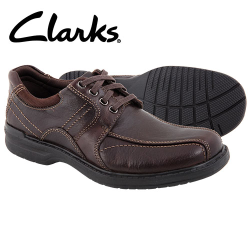 'Clarks Sherwin Limit Lace-Up Shoes'