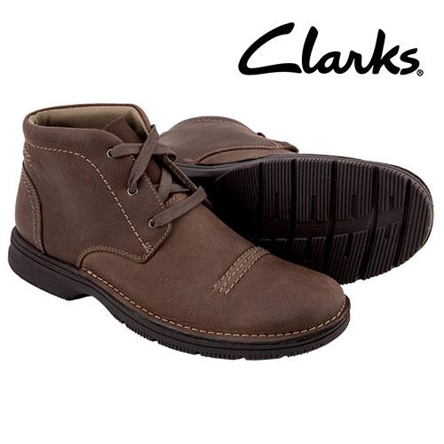 'Clarks Senner Drive Chukkas'