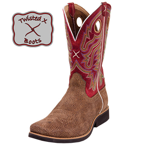 Twisted X Top Hand Western Boots