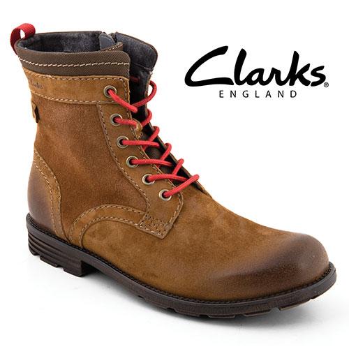 'Clarks Darian Hi-Boots'