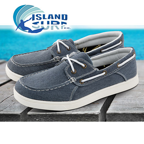 'Island Surf Nantucket Canvas Shoe'