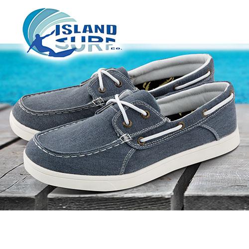 'Island Surf Nantucket Canvas Shoe'