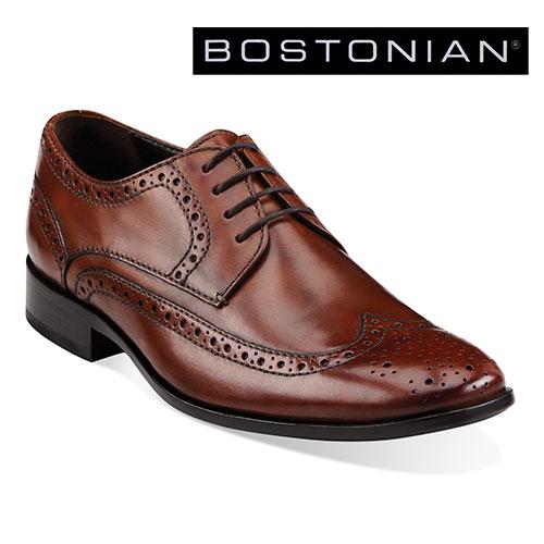 'Bostonian Alito Wingtips'