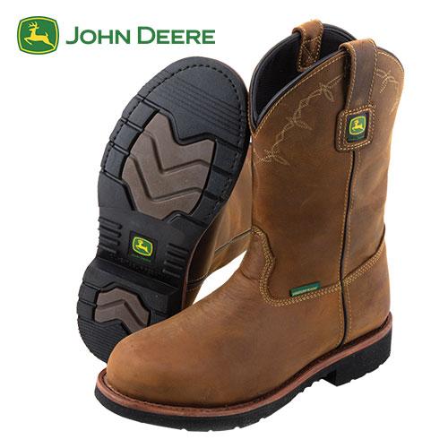 'John Deere  Pull-On Boot'