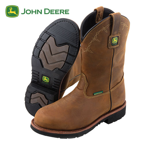 'John Deere  Pull-On Boot'
