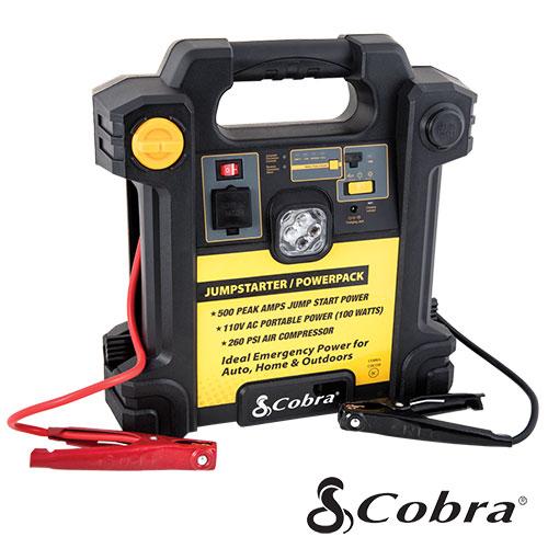 'Cobra Jumpstarter PowerPack'