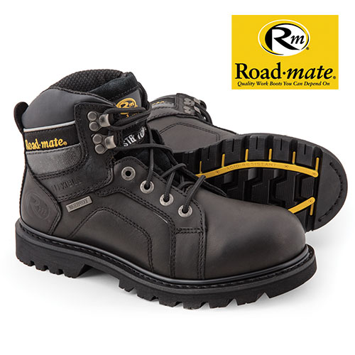'Roadmate Gravel Boots'