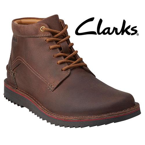 Clarks Remsen Hi Chukkas