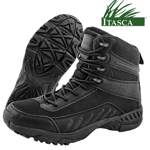 Itasca Enforcer Tactical Boot