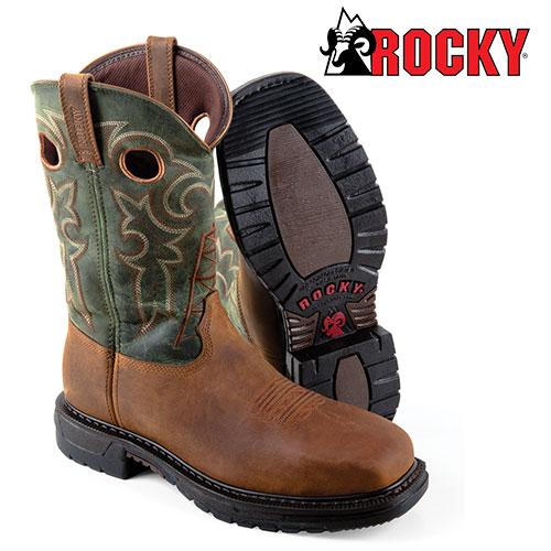 'Rocky Ride Western Boot'