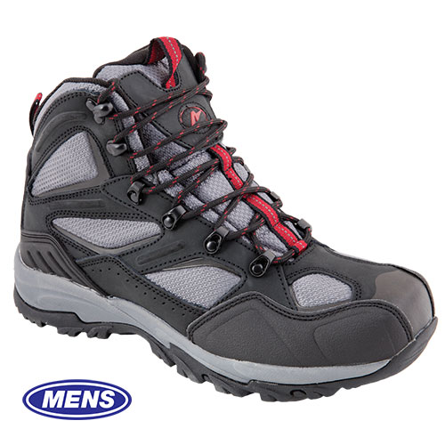 A Rock Hiking Boot