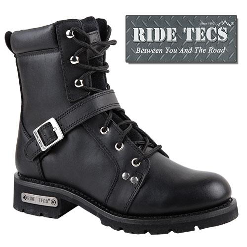 'Ride-Tecs Biker Boots'