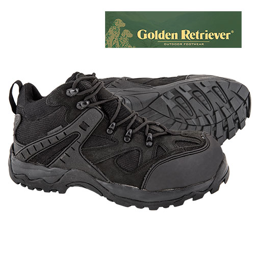 'Golden Retriever Work Boot'