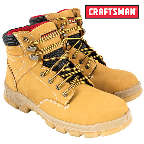 'Craftsman Boot'