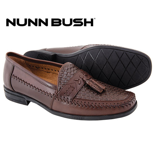 'Nunn Bush Stafford Tassle Loafers'