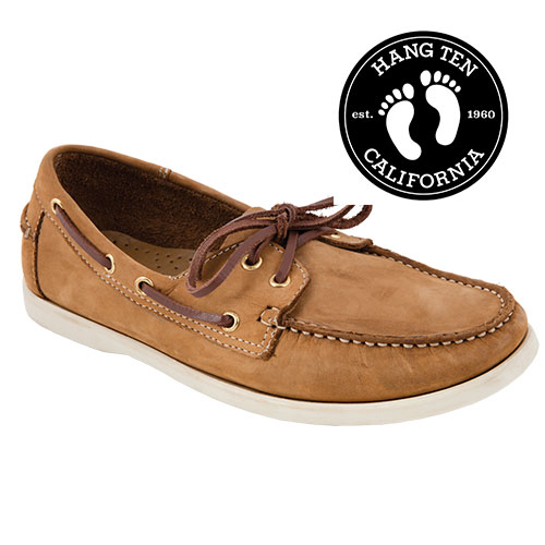 'Hang Ten Boat Shoe'