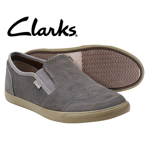 Clarks Torbay Slip-Ons