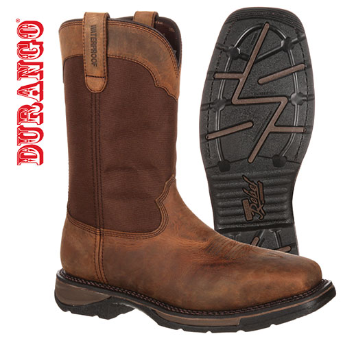 'Duango Workin Rebel Boot'