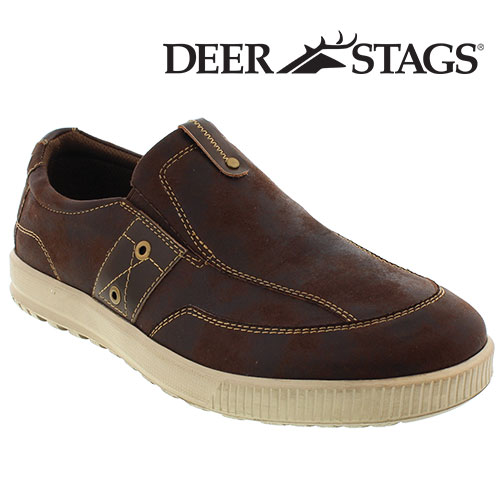 Deer Stags Johnson Slip-Ons