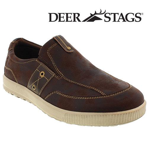 'Deer Stags Johnson Slip-Ons'