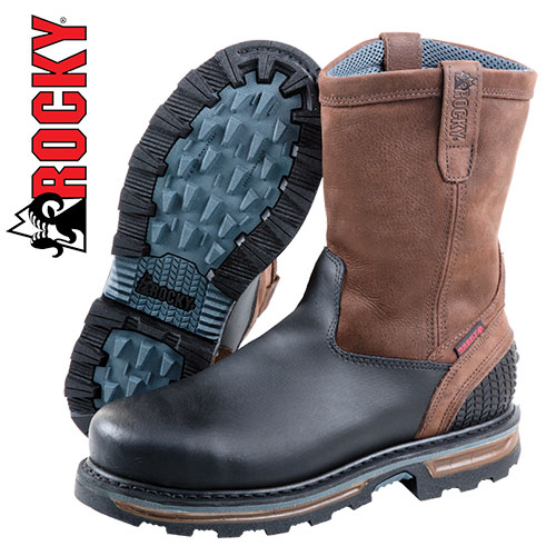 'Rocky Element Boots'