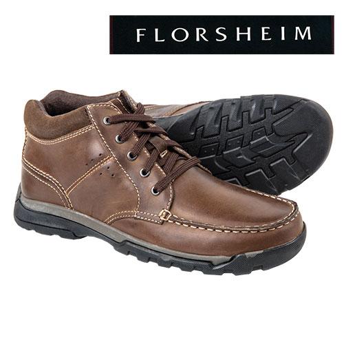 'Florsheim Roster Moc Boot'