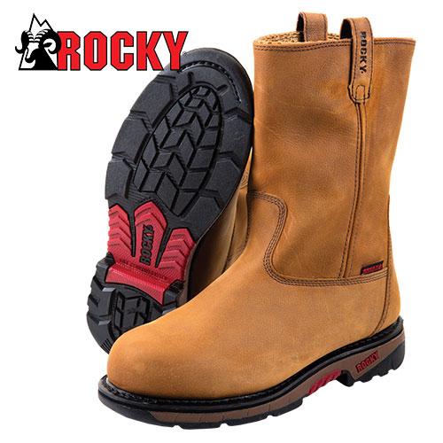 'Rocky Wellington Boots'
