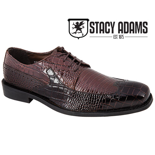 'Stacy Adams Portello Wing Tips'