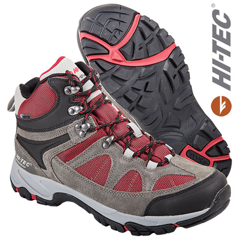 Hi-Tec Altitude Lite Hiker Boots