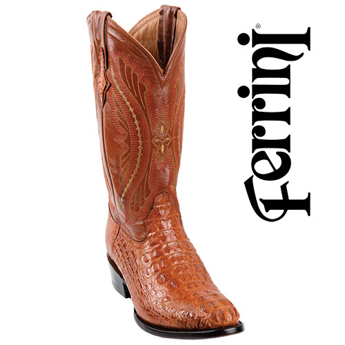 'Ferrini Caiman Body Boot'