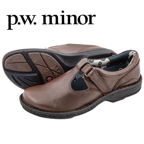 'P.W Minor Sofia Strap Shoe'