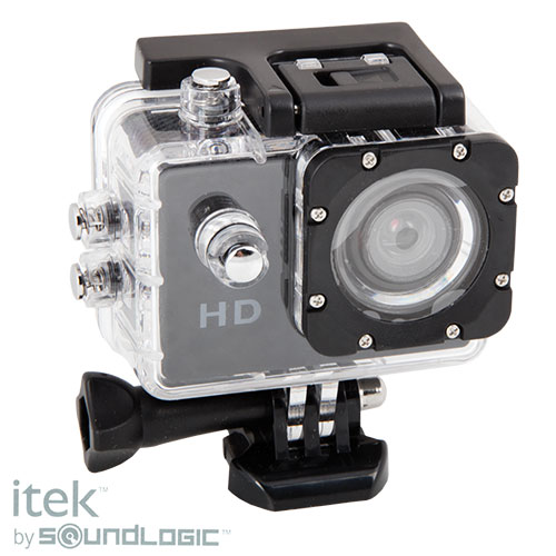 'HD Sports Action Camera'
