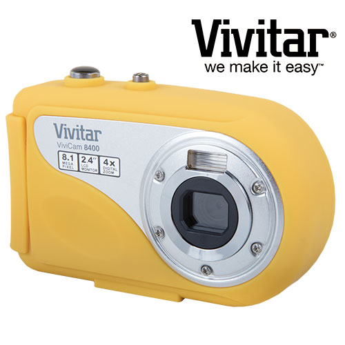 Vivitar 8.1MP Underwater Camera