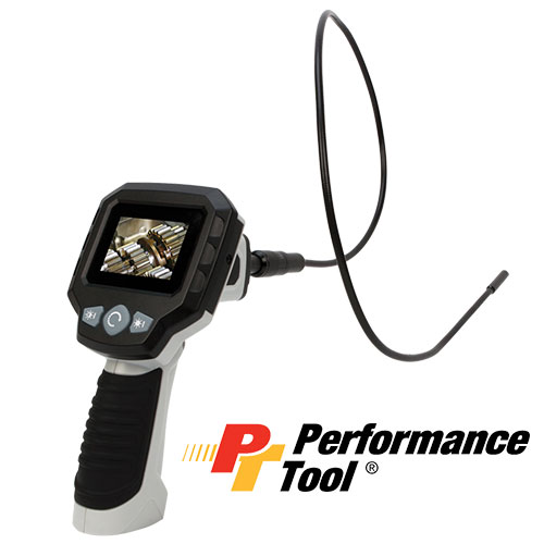 Performance Tool Inspection Camera