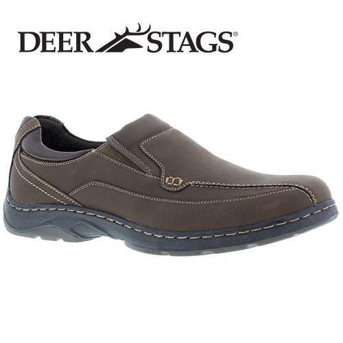 'Deer Stags Wesley Slip-Ons'