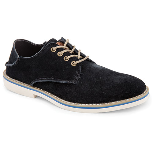 'Cronkite Suede Lace-Up'