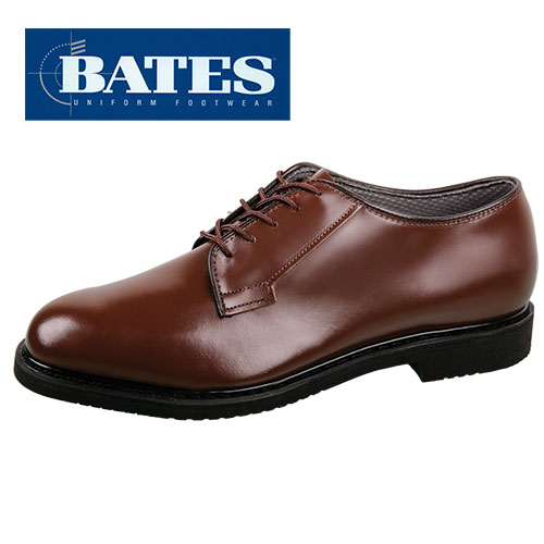 'Lace-up Leather Oxfords'