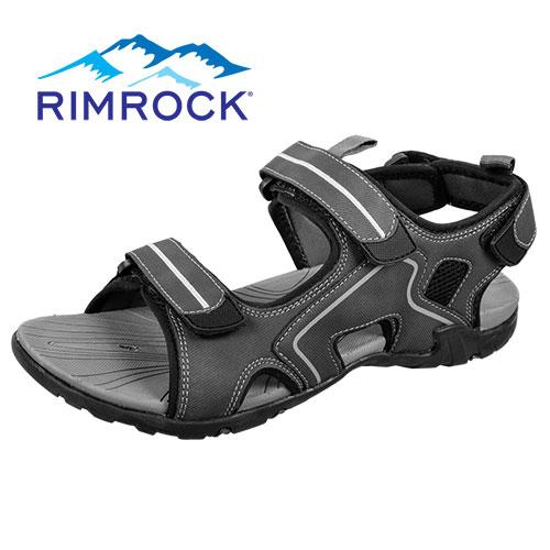 Men's Rimrock Grey Sport Sandals