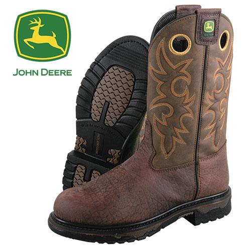 'John Deere Work Boots'