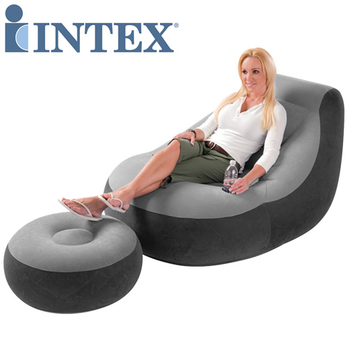 'Intex Ultra Lounge With Ottoman'