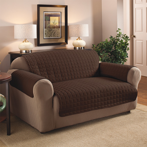 'Sofa Protector - Chocolate'