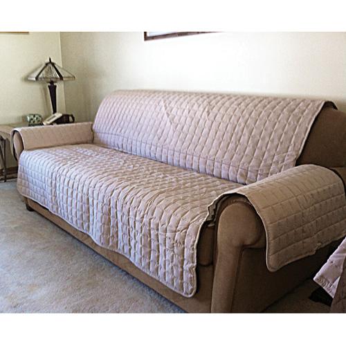 'Sofa Protector - Tan'