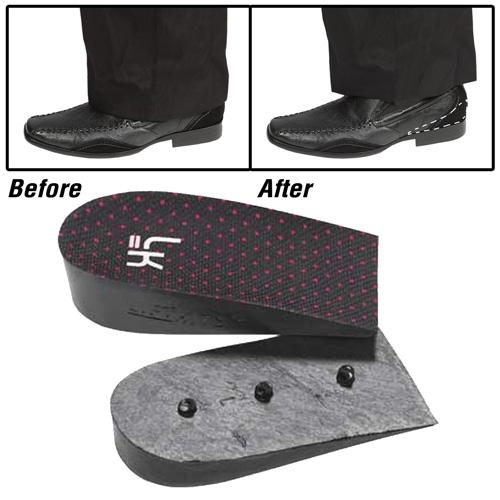 'Adjustable Shoe Lifts'