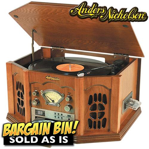'Open Box Oak Anders Nicholson® System'