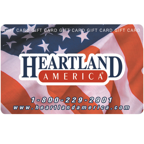 Heartland America Gift Card