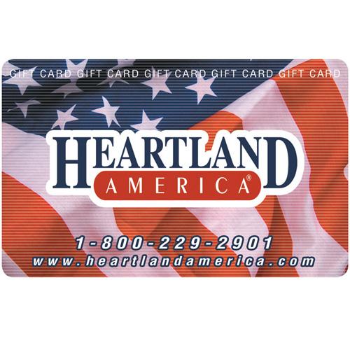 'Heartland America Gift Card'