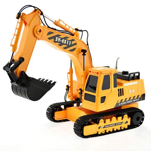 'Remote Control Excavator'