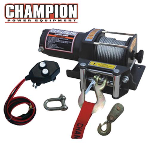 '3000lb Champion Winch'