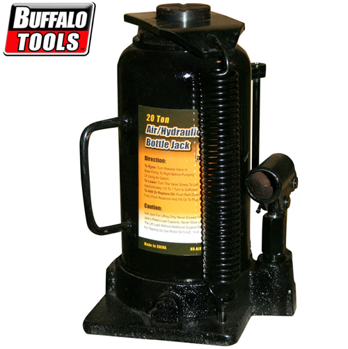 '20 Ton Air Bottle Jack'