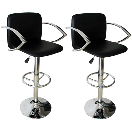 '2 Pack of 30 Inch Adjustable Bar Stools'